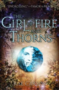 Girl of Fire and Thorns, The 2