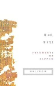 if-not-winter-fragments-sappho-anne-carson-paperback-cover-art