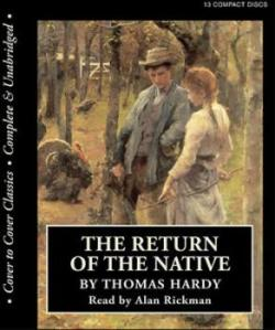 The_Return_of_the_Native_Thomas_Hardy_unabridged_compact_discs_Audio_Partners