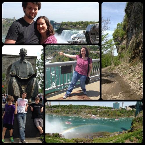 61 Niagara day