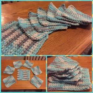 12 crochet project