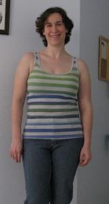 5 wks stripes