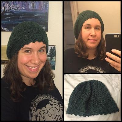 02 green hat