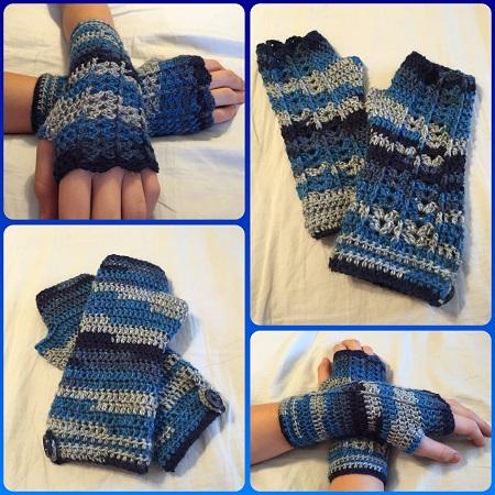 08 shell gloves