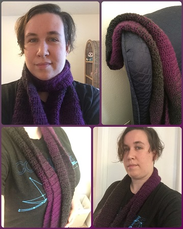 08 simple scarf